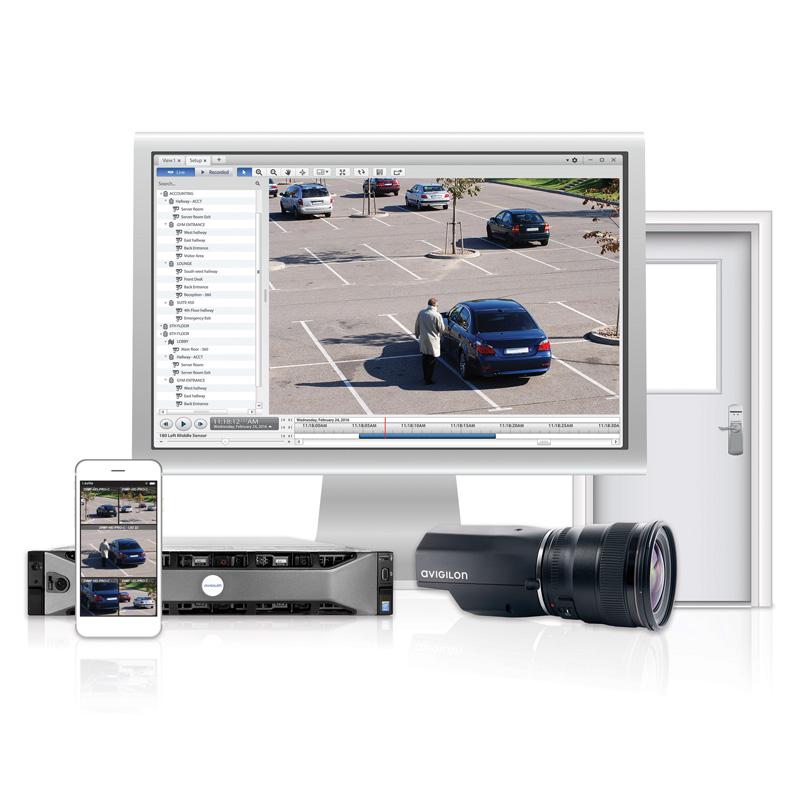 Surveillance & Access Control